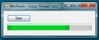 WinForms Cross Thread Calls